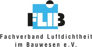 FLiB – Fachverband Luftdichtheit im Bauwesen e.V. Logo