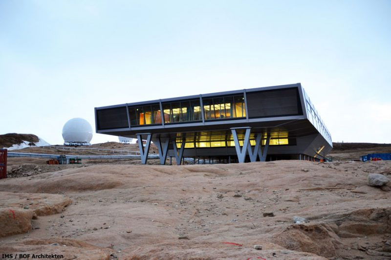 National Centre for Antartic and Ocean Research (NACOR) Forschungsstation - Indische Antarktisstation Larsemann Hills
