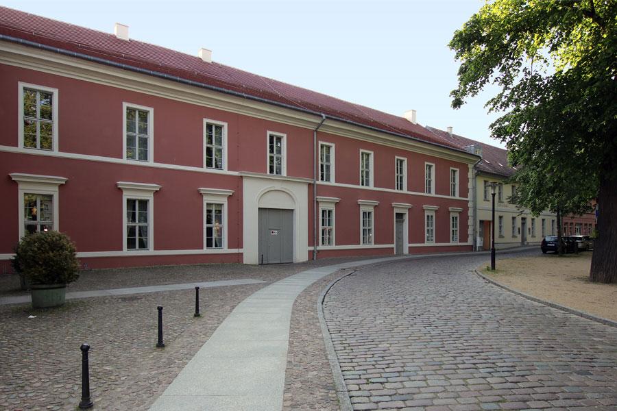 Kavalierhaus Rheinsberg