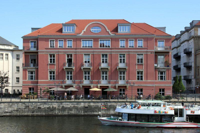Simon Palais - Forum Museumsinsel