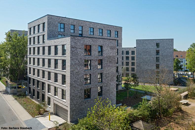 Studentenwohnheim Hansaallee