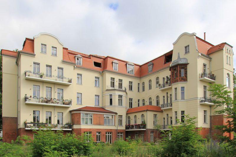 Wohngebäude Dusekestraße
