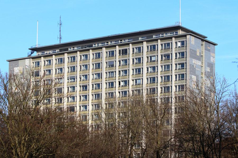 Bürodienstgebäude Württembergische Straße 6