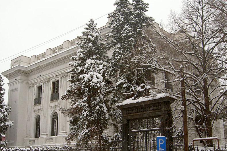 Deutsche Botschaft Bukarest