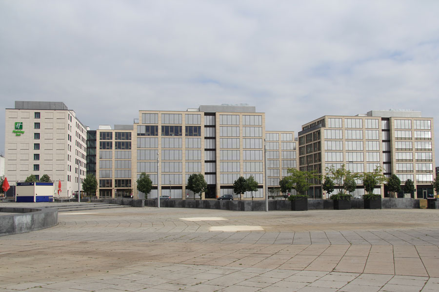 Hotel Office Campus