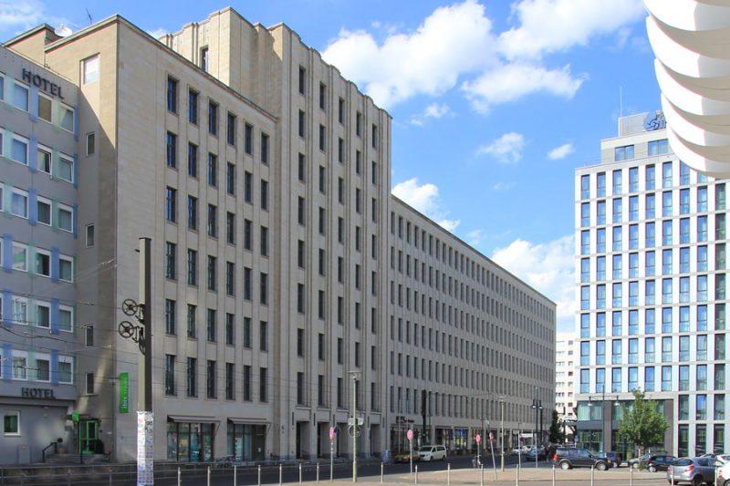 Bürogebäude Otto-Braun-Straße