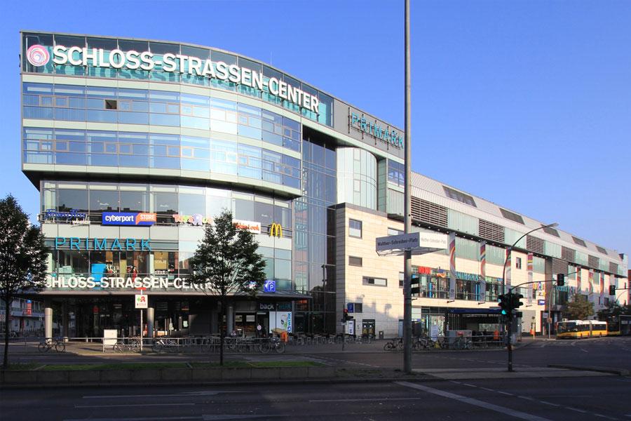 Schloss-Straßen-Center