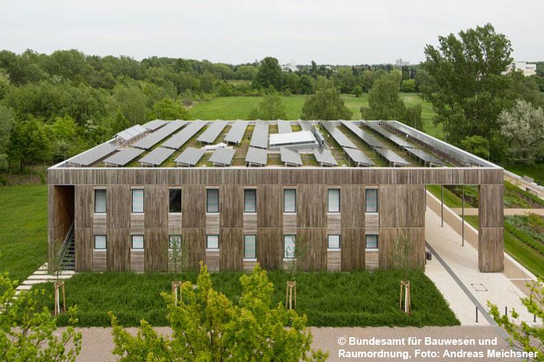 Umweltbundesamt - Ersatzgebäude, Schichauweg